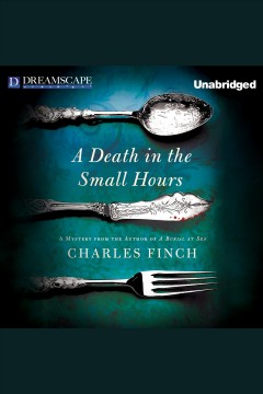 A death in the small hours - Charles (Charles B.) Finch