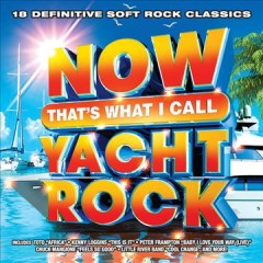 Now that's what I call yacht rock.