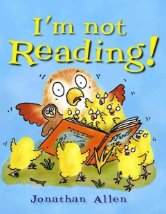 I'm not reading! - Jonathan Allen