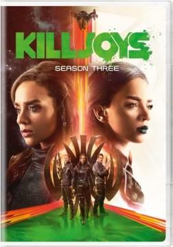 Killjoys Season Three.