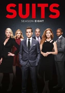 Suits Season 8.