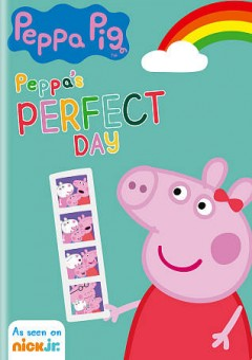Peppa pig : Peppa's perfect day.