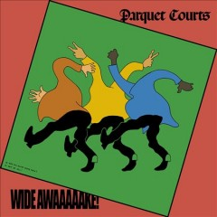 Wide awake! - performer Parquet Courts (Musical group)