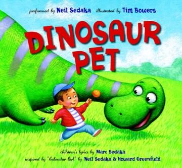 Dinosaur pet - Marc Sedaka