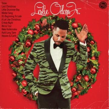 The Christmas album - Leslie Odom