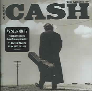 The legend of Johnny Cash. - Johnny Cash