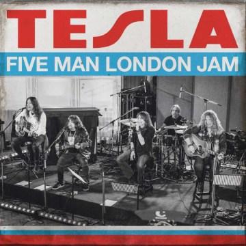 Five man London jam - performer.composer Tesla (Musical group)