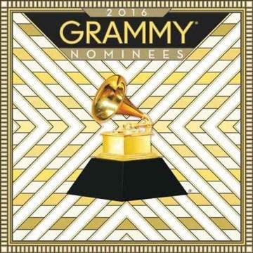 Grammy nominees 2016.
