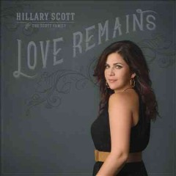 Love remains - Hillary Dawn Scott