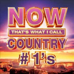 Now that's what I call country #1's.