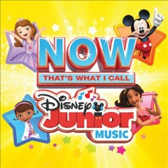 Now that's what I call. Disney Junior music.