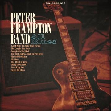 All blues - performer Peter Frampton Band