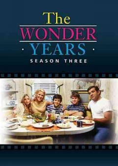 The wonder years. Season three [4-disc set].