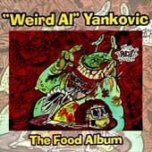The food album [sound recording] - Al Yankovic