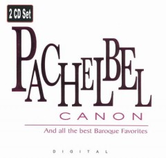 Pachelbel canon and all the best Baroque favorites.