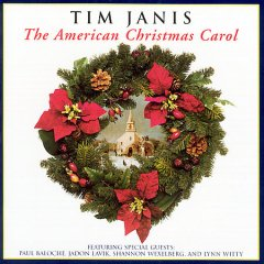 The American Christmas carol - Tim Janis