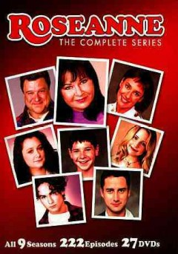 Roseanne, the complete series Season 9 [3-disc set]