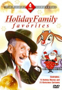 Holiday family classics : 39 features and shorts [4-disc set].