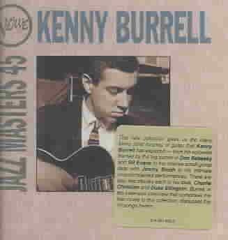Kenny Burrell : Jazz masters 45. - Kenny Burrell