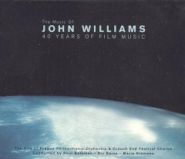 The music of John Williams : 40 years of film music. - John Williams