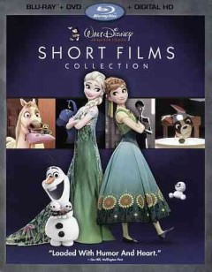 Walt Disney animation studios short films collection.