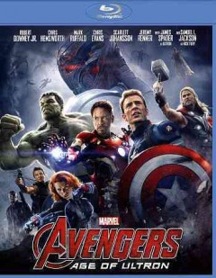 Marvel Avengers: Age of Ultron