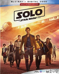 Solo : a Star Wars story [2-disc set]