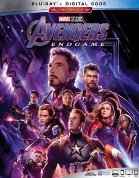Avengers : endgame [2-disc set]
