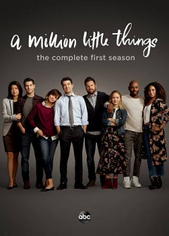 A million little things : season 1 [4-disc set]