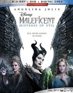 Maleficent, mistress of evil