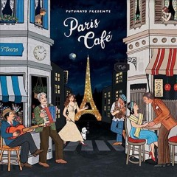 Putumayo: Paris Cafe.