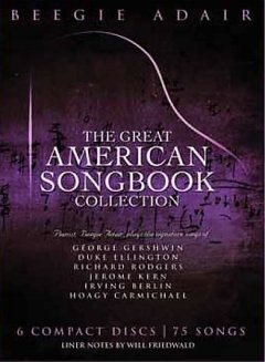 The great American songbook -  Beegie Adair Trio