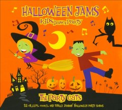 Halloween jams : kids dance party. -  Party Cats (Musical group)