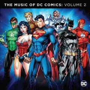 The music of DC Comics. Volume 2.
