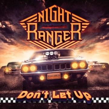 Don't let up - composer Night Ranger (Musical group)