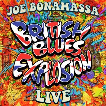 British blues explosion live - Joe Bonamassa