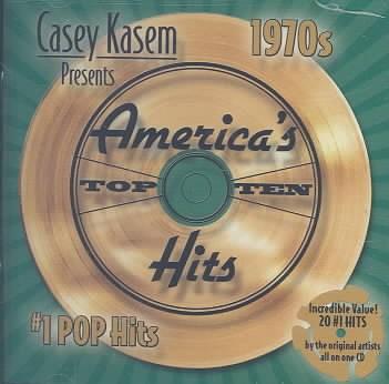 Casey Kasem presents America's top ten hits : 1970s #1 pop hits.