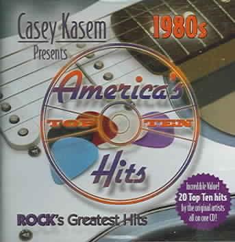 Casey Kasem presents America's top ten hits : 1980s, rock's greatest hits.