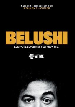 Belushi.