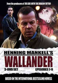 Wallander. Episodes 7-9 [3-disc set].