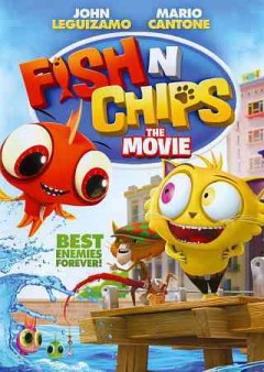 Fish 'n chips the movie Directed by Dan Krech.