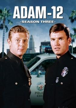 Adam-12. Season three [4-disc set].