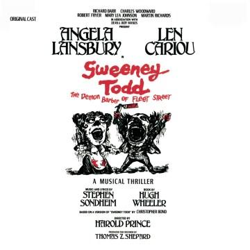 Sweeney Todd : the demon barber of Fleet Street : original Broadway cast recording [soundtrack]