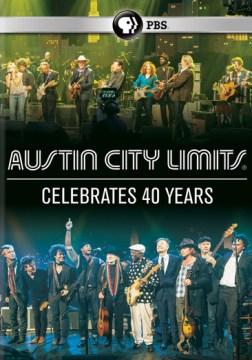 Austin city limits celebrates 40 years.