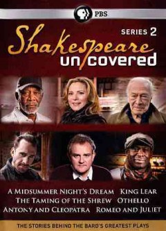 Shakespeare uncovered series 2.