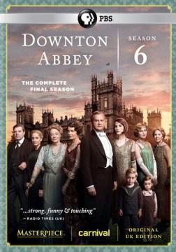 Downton Abbey Season 6.