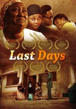 Last Days.