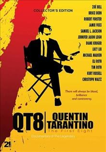 Qt8: Quentin Tarantino - The First Eigh.