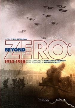 Beyond zero : 1914-1918