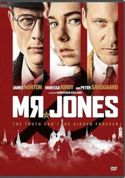 Mr. Jones.